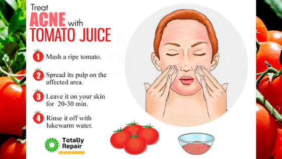Tomato For Your Face