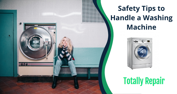 Washing machine safety tips