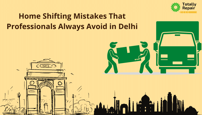 Home Shifting in Delhi